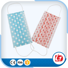 Diaposable Face Mask With CE/ISO certificates