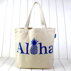 Wholesale simple printing cotton shopping bag, canvas tote bag