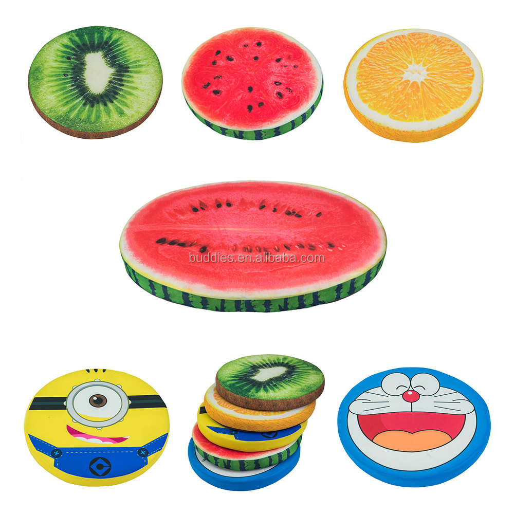 Fruit Print Summer series cute pet bed