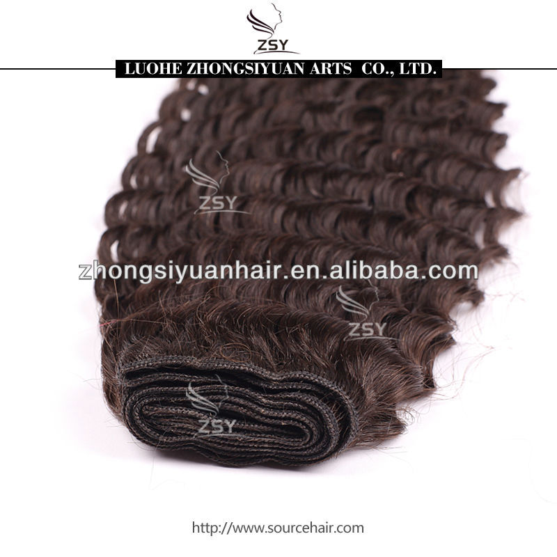 ZSY high quality top grade japanese synthetic hair weave
