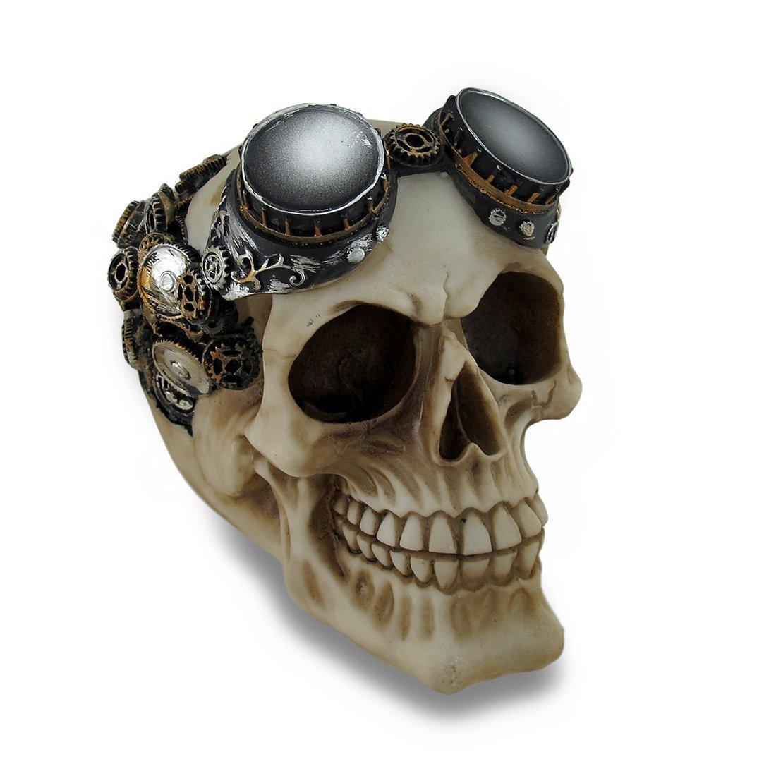 Механический череп картинки люди стараются