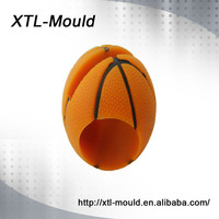 Silicone Product Basketball Loud-speaker
