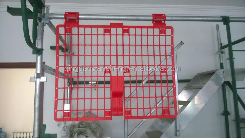 1 2m Scaffolding Plastic Brick Guards Buy Scaffolding