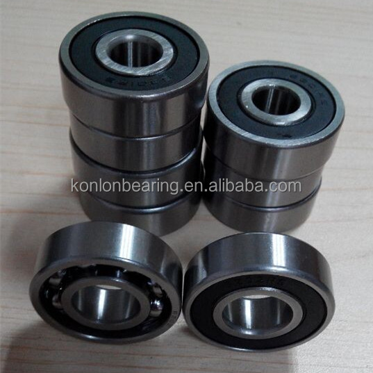Top quality motorcycle parts 6300 ZZ 2RS bearing