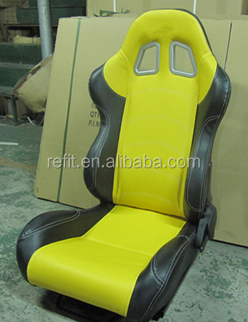 2017 fashion car racing seat, automobile seat for universal car using