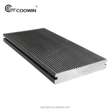Blue Grey COOWIN 100% recycled decorative outdoor floor wpc decking