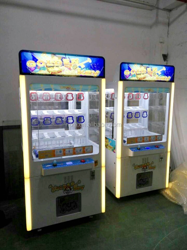 2016 NQC-C11 Noqi factory direct sale new Key master prize redemption game machine arcade machine crane claw machine for sale