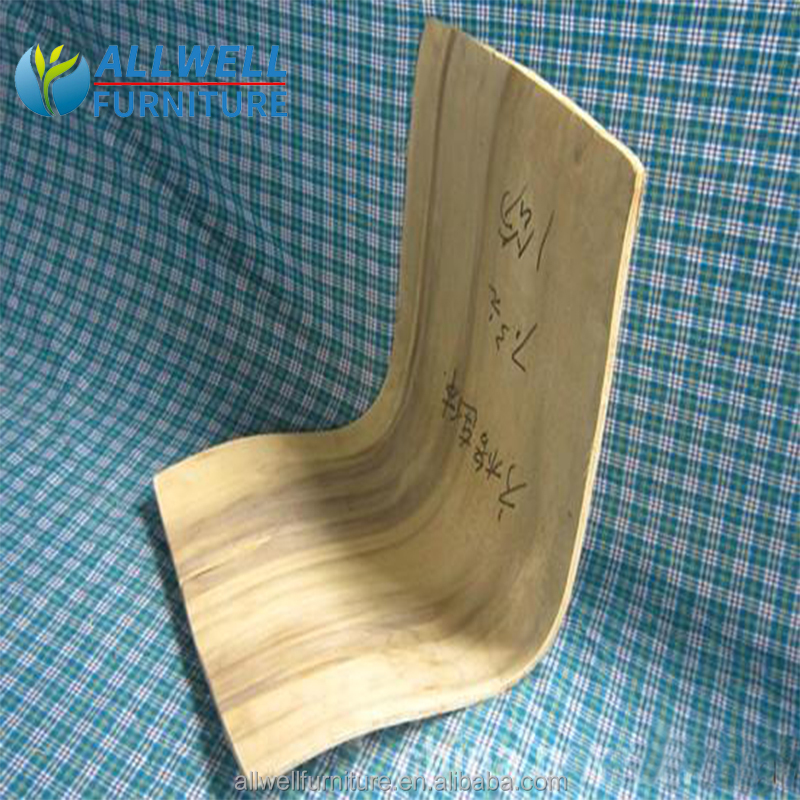 Plywood stacking chair parts dining chair seat and back