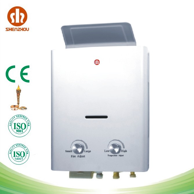 non electric water heater JSZ12-6AA