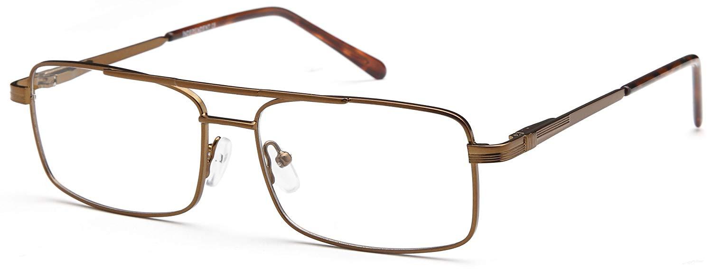 4bf3f2bb08 DALIX Vintage Mens Large Glasses Frames Prescription Eyeglasses 54-15-140