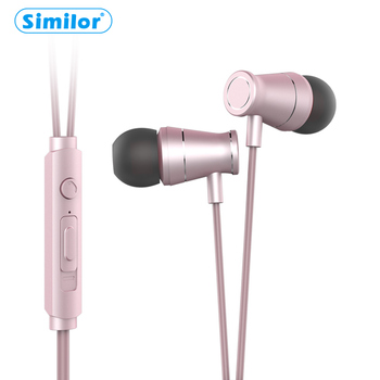 Wholesale design oem premium hands free wired earphone