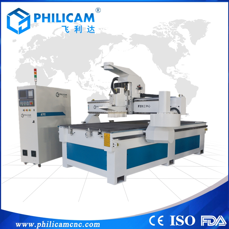 PTP Wood Cnc Router For Cabinet Drilling
