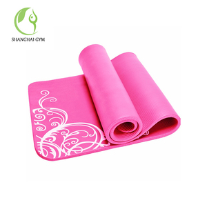 Extra Thick NBR Foam Exercise Pilates Yoga Mat