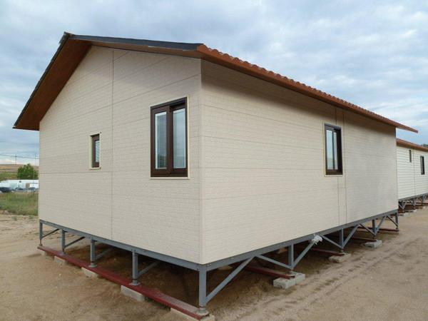 Top consumable products Special shape structure sip prefab house
