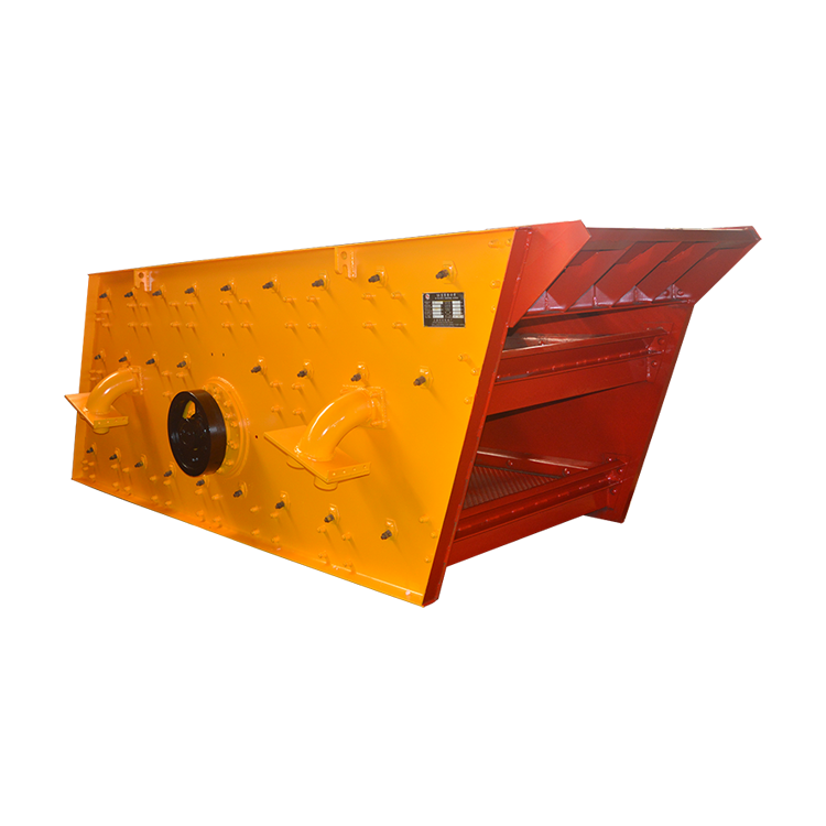 New design gold mining equipment round vibrating screen manufacture