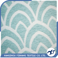 New type yarn dyed woven jacquard backrest cushion for chair