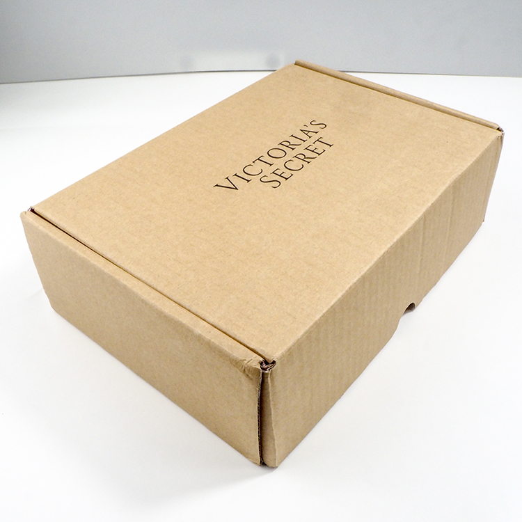 Corrugated Small Paper Packaging 5 Layer 4 Color Printing  Empty Carton Box