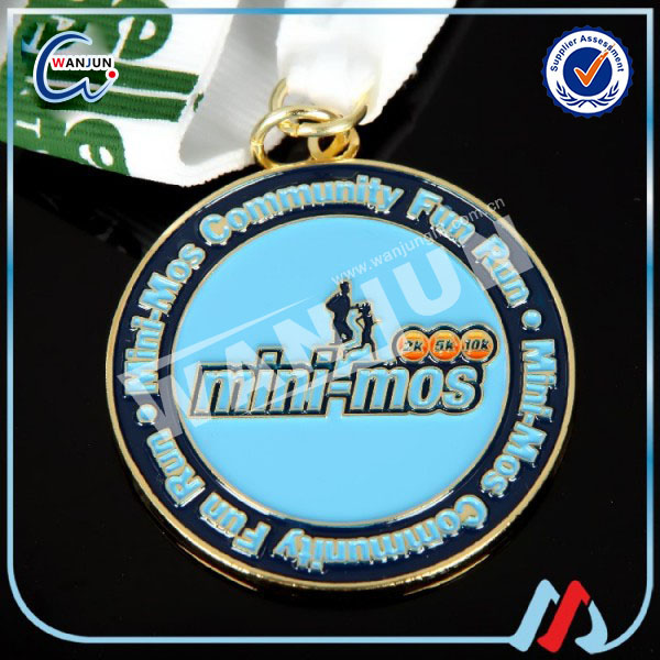 sedex 4p Custom running medal display /Race medal Display your success
