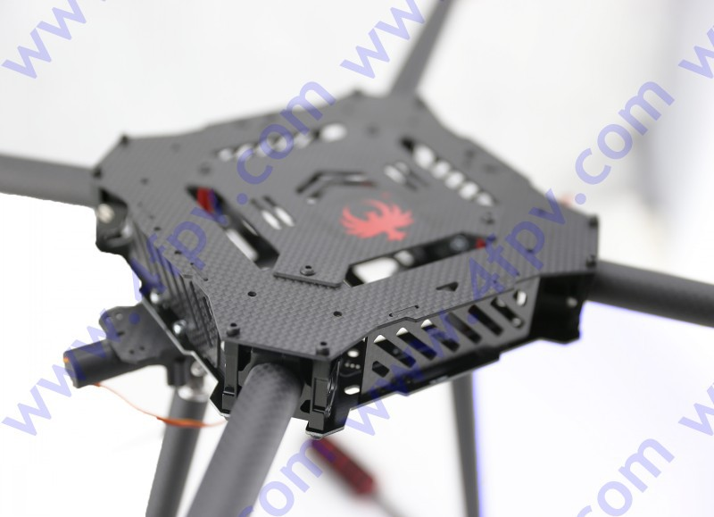 gf 450 customized carbon fiber foldable frame 450mm for rc aircraft quadcoptermulticopter - Multirotor Frames