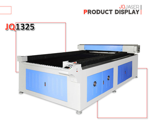 JQ 1325 high power Co2 Laser Leather Cutting Machine / 1325 Co2 Laser Cutting / Large Laser Cutter