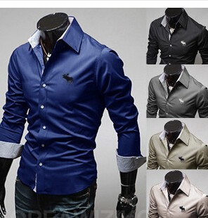 436bbb33a British style classical elk fashion t-shirts alibaba supplier men fashion T- shirts