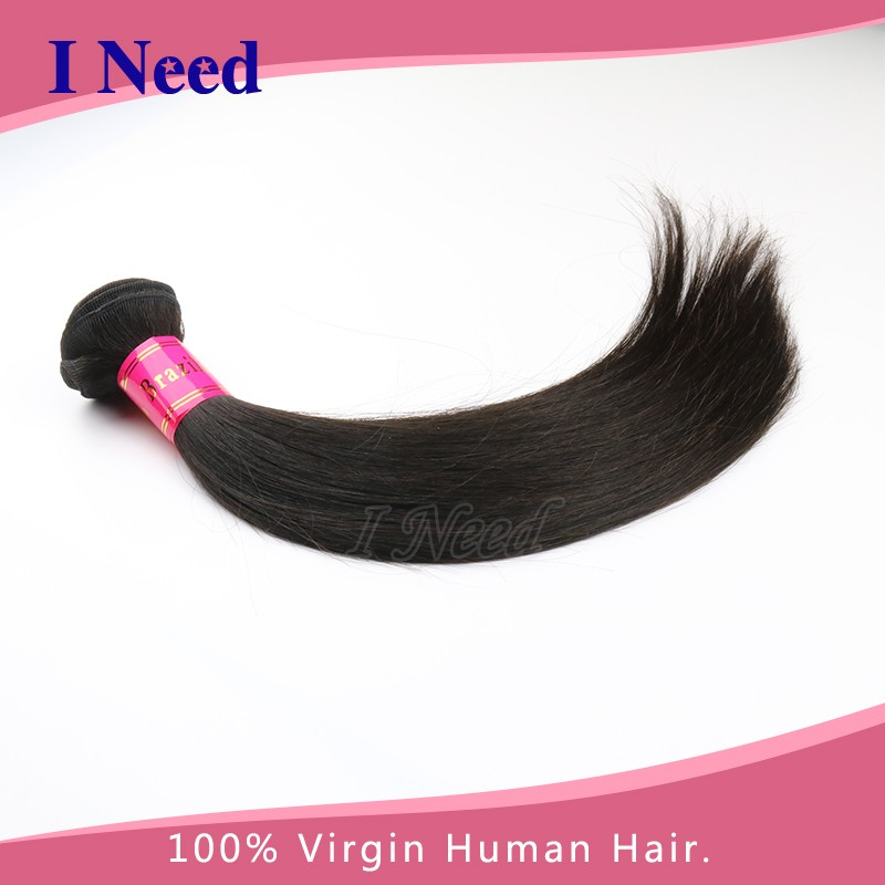 6a unprocessed high quality cheap brazilian kinky remy curly virgin hair weave straight