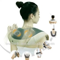 Hand held electric back massage with high quality