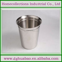 galvanized ice bucket with stand