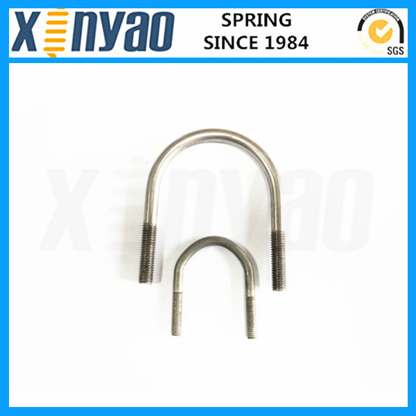 U Shape With Steel Wire Forming