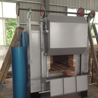 Electrical box type Industrial metal heat treatment Furnace