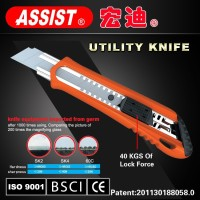snap blade ABS knife cutter utility knife