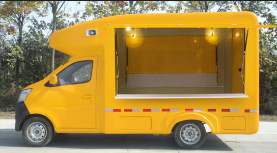 Chino Food Truck