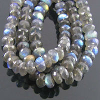 Labradorite Faceted Bead Strands Wholesale