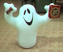 inflatable Ghost/Halloween decoration