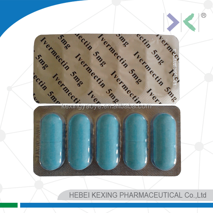 Ivermectin tablet (dog worms)