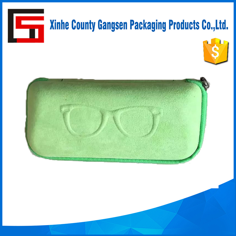 wholesale optical zipper eva case