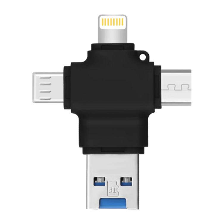 OTG Flash Drive for Apple/Type-C/Android/PC