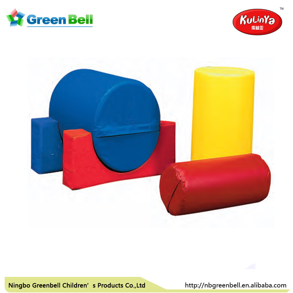 Hot selling Soft Play Columns for gymnastics Practice tumble