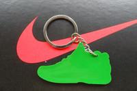 cheap rubber lol keychain/key chain holder/custom rubber keychains