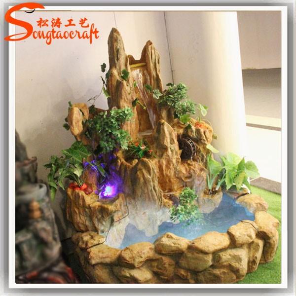 Resina fontane da interno e cascate waterscape decorativi - Fontane da interno ...