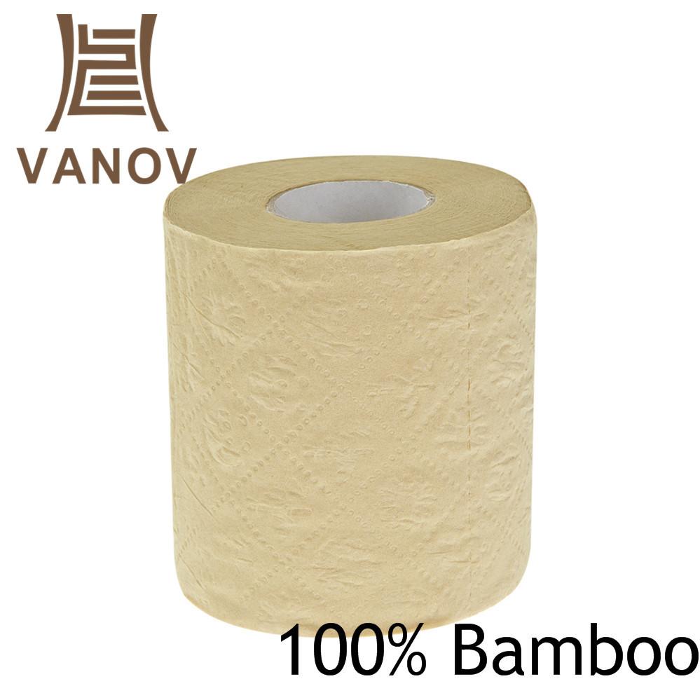 Sin Blanquear 100 De Bamb 250 Al Por Mayor De Papel