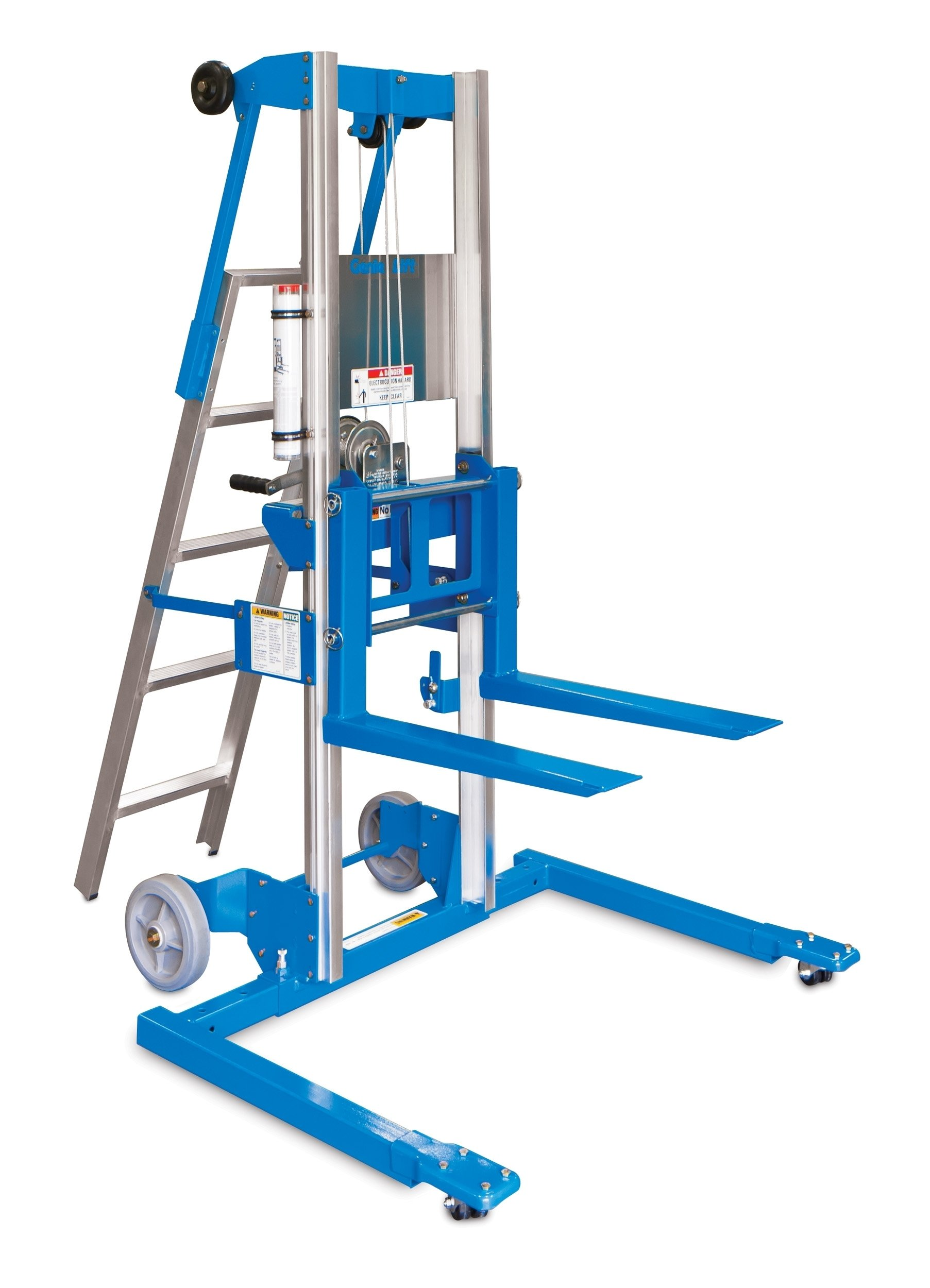 Cheap 12m Genie Aerial Lift Find Deals On 3232 Scissor Wiring Diagram Get Quotations Gl 10 Straddle Base With Ladder Heavy Duty Aluminum