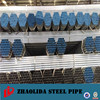 steel pipe production line ! 2.2mm scaffold gi pipe dn 40mm gi pipe bs en 10255 class a