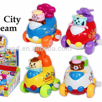 Wind Up City Rescue Team
