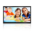 Infrared 10 points touch screen all in one pc 60 inch smart teaching whiteboard interactive