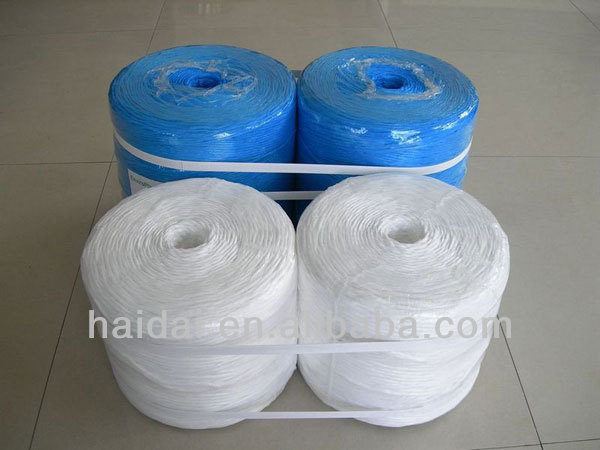 Plastic pp yarn baler twine for sale