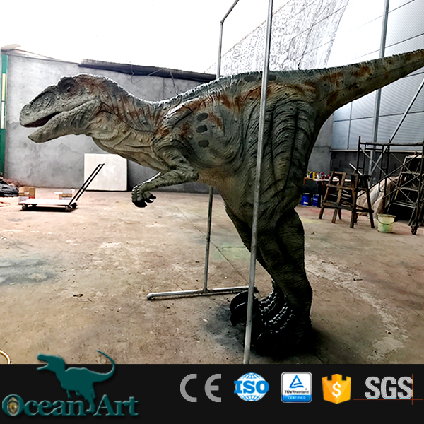 OAV23974Walking Real Dinosaur Costume for Sale