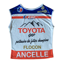 Custom sublimation promotion snow bibs