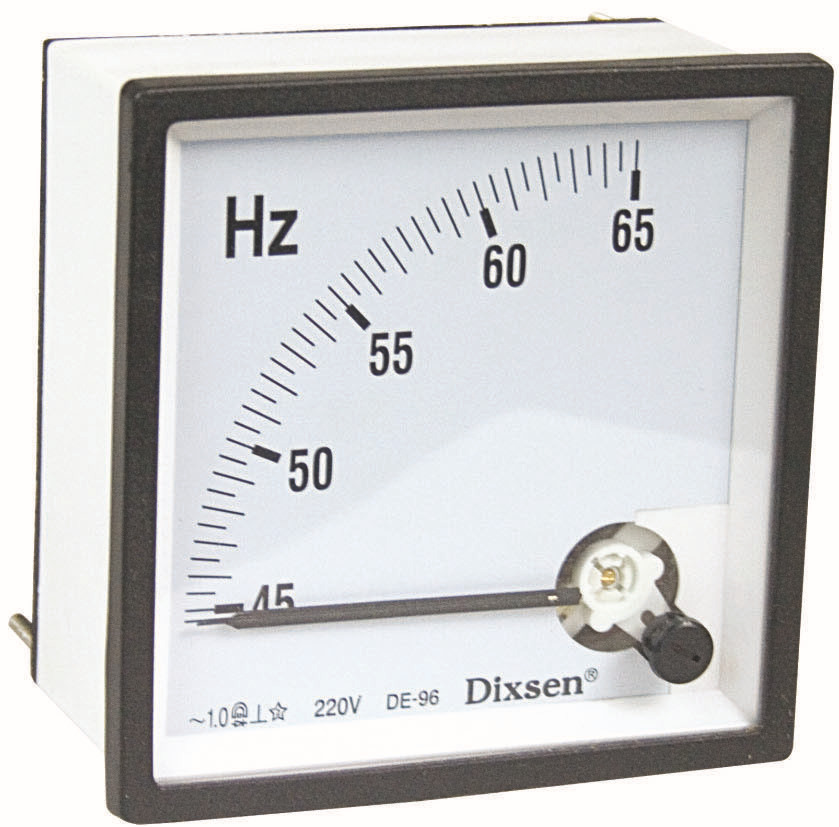 Panel Mount Frequency Counter : Size frequency meter for remote controllers buy