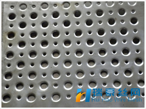 Perforated Stainless Steel Sheet Perforated Sheet Metal